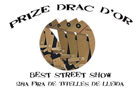 Prize best street show. Xip Xap Trashumance